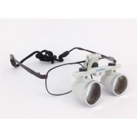 Loupes on Spectacle Frame